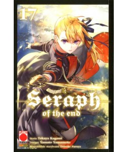 Seraph Of The End - N° 17 - Seraph Of The End - Arashi Panini Comics