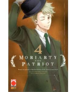 Moriarty The Patriot - N° 4 - Moriarty The Patriot - Manga Storie Nuova Serie Panini Comics