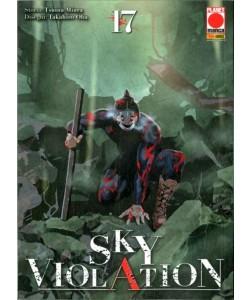 Sky Violation - N° 17 - Sky Violation - Manga Drive Panini Comics