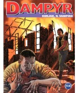 Dampyr - N° 229 - Kurjak, Il Vampiro - Bonelli Editore