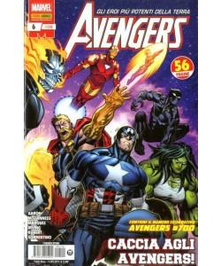 Avengers - N° 110 - Avengers 6 - Speciale Avengers 700! - Panini Comics