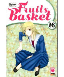 Fruits Basket - N° 16 - Fruit Basket - Manga Kiss Panini Comics