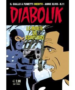 Diabolik Anno 48 - N° 11 - La Morte Sa Aspettare - Diabolik 2009 Astorina Srl
