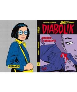 Diabolik Swiisss - N° 240 - Diabolik E' Innocente - Astorina Srl