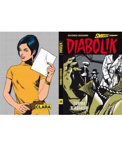 Diabolik Swiisss - N° 245 - Tomba D'Asfalto - Astorina Srl