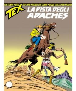 Tex Nuova Ristampa - N° 227 - La Pista Degli Apaches - Bonelli Editore