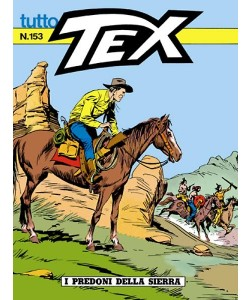 Tutto Tex N.153 - I predoni della sierra