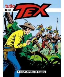 Tutto Tex N.158 - I cacciatori di teste