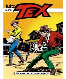 Tutto Tex N.166 - La fine dei Comancheros
