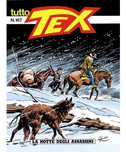 Tutto Tex N.167 - La notte degli assassini