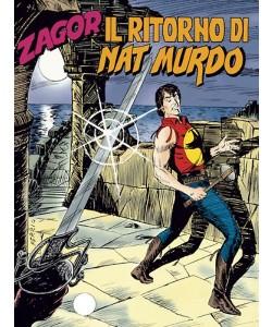 Zagor N.391 - Il ritorno di Nat Murdo
