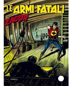 Zagor N.394 - Le armi fatali