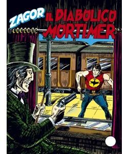 Zagor N.395 - Il diabolico Mortimer