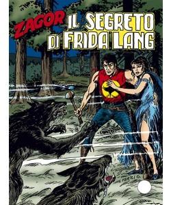Zagor N.398 - Il segreto di Frida Lang