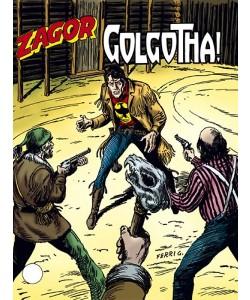 Zagor N.402 - Golgotha!