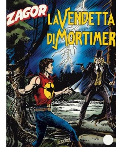 Zagor N.407 - La vendetta di Mortimer