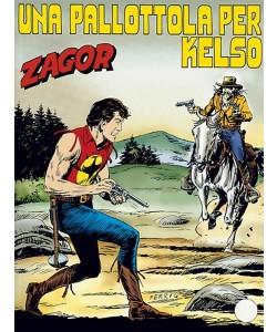 Zagor N.410 - Una pallottola per Kelso
