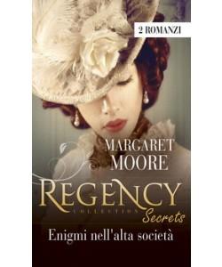 Harmony Regency Collection - Enigmi nell'alta società Di Margaret Moore