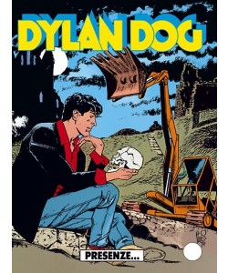 Dylan Dog N.93 - Presenze...