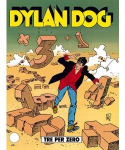 Dylan Dog N.125 - Tre per zero