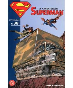 Avventure Di Superman - N° 38 - Avventure Di Superman 38 - Planeta-De Agostini