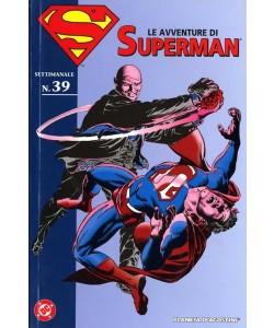 Avventure Di Superman - N° 39 - Le Avventure Di Superman - Planeta-De Agostini