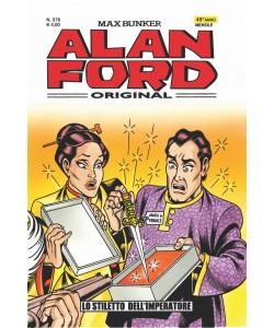 Alan Ford - N° 578 - Lo Stiletto Dell'Imperatore - Alan Ford Original 1000 Volte Meglio Publishing