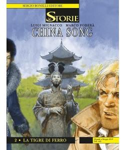 Le Storie N.80 - China Song 2 - La Tigre di Ferro