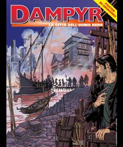Dampyr N.231 - La città dell'Uomo Nero