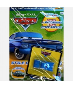 Disney Pixar Cars - Magazine Ufficiale