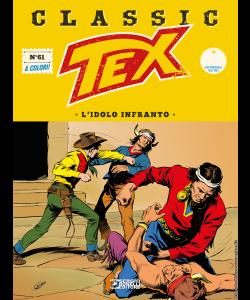 Tex Classic N.61 - L'idolo infranto