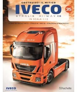 Costruisci il mitico Iveco Stralis 2^ edizione uscita 35