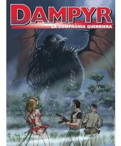 Dampyr N.232 - La compagnia guerriera