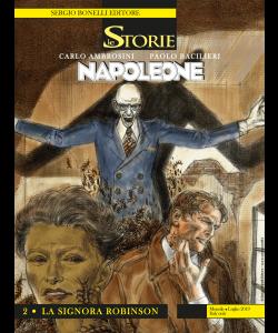 Le Storie N.82 - Napoleone 2 - La signora Robinson