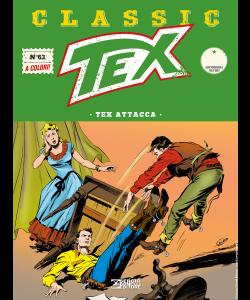 Tex Classic N.63 - Tex attacca