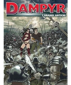 Dampyr N.233 - I Grandi Antichi