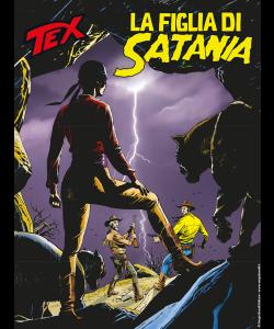 Tex N.707 - La figlia di Satania