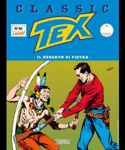 Tex Classic N.80 - Il deserto di pietra