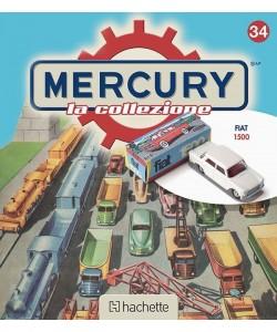 Mercury - la collezione uscita 34