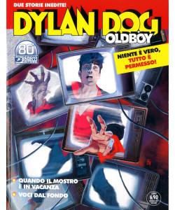 Dylan Dog Maxi - N° 45 - Quando Il Mostro E' In Vacanza/Voci Dal Fondo - Oldboy Nuova Serie Bonelli Editore