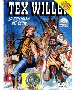 Tex Willer - N° 31 - Lo Sciamano Dei Crow (+ Medaglia Kit Willer) - Bonelli Editore