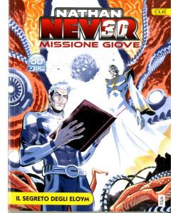 Nathan Never Missione Giove M4 - N° 3 - Il Segreto Degli Eloym - Bonelli Editore