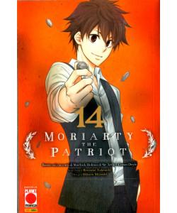Moriarty The Patriot - N° 14 - Manga Storie Nuova Serie 88 - Panini Comics