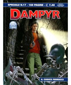 Dampyr Speciale - N° 17 - Il Codice Ferrucci - Bonelli Editore