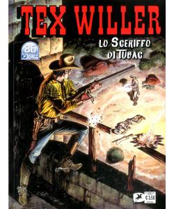 Tex Willer - N° 35 - Lo Sceriffo Di Tubac - Bonelli Editore
