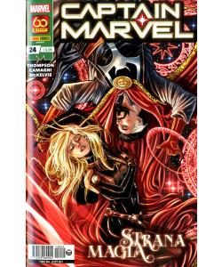 Captain Marvel - N° 24 - Captain Marvel - Panini Comics