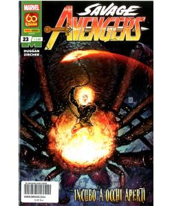 Savage Avengers - N° 23 - Savage Avengers - Panini Comics