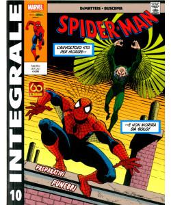 Spider-Man Di J. M. De Matteis - N° 10 - Spider-Man Di J. M. De Matteis - Marvel Integrale Panini Comics