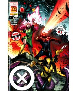 X-Men - N° 382 - X-Men 1 - Gli Incredibili X-Men Panini Comics