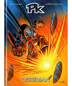 Pk - N° 5 - Obsidian - Topolino Fuoriserie Panini Comics